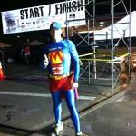 Marathon Man - Yuma Territorial Marathon Start