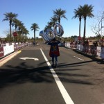 Australia's Marathon Man Trent Morrow chasing the World Record for the most marathons in twelve months; marathonman; running man; phoenix marathon