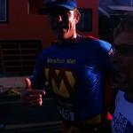 Marathon Man - Oakland Marathon